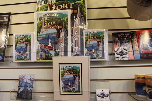 Crepes and Port Gamble, WA 2011 014