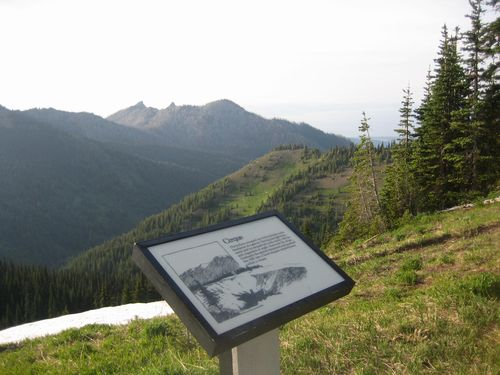 July 3rd on boat and Hurricane Ridge July 4, 2009 173