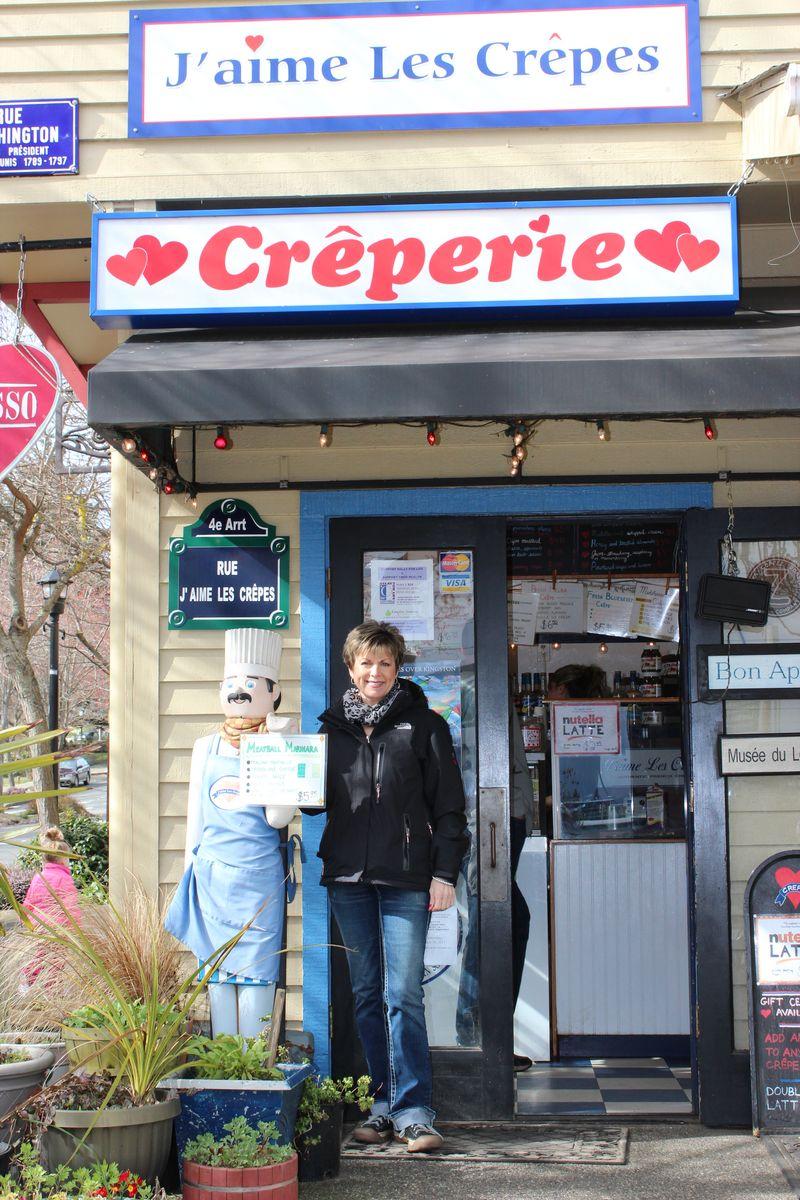 Crepes and Port Gamble, WA 2011 199