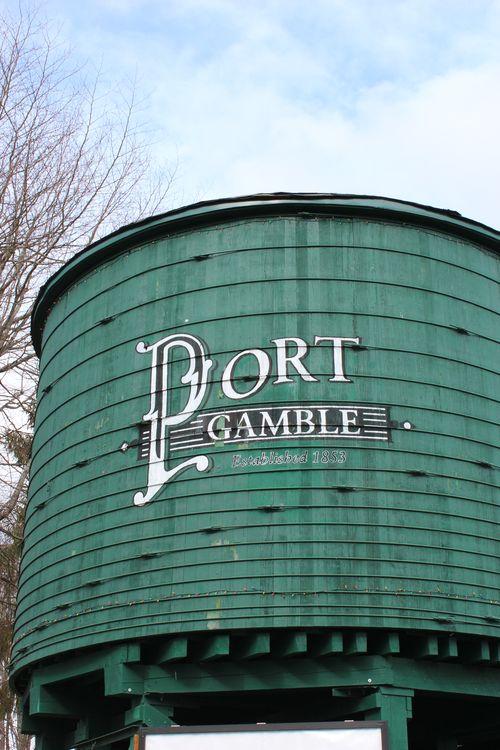 Crepes and Port Gamble, WA 2011 038