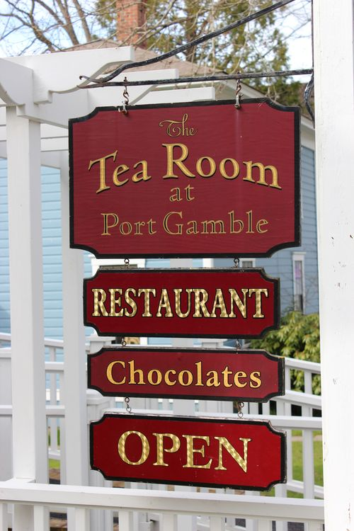 Crepes and Port Gamble, WA 2011 100