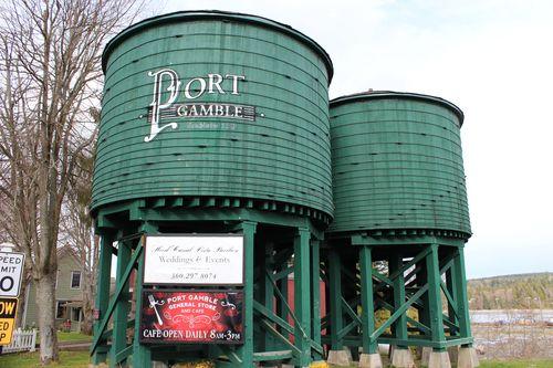 Crepes and Port Gamble, WA 2011 053