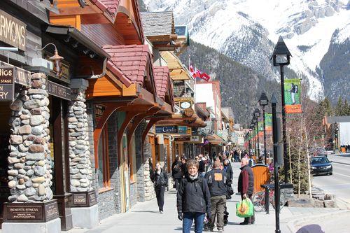 Banff Canada May 1, 2011 095