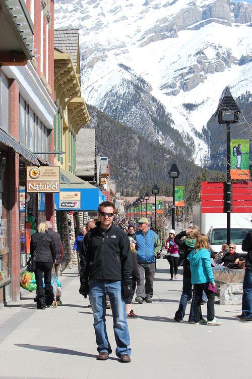 Banff Canada May 1, 2011 091