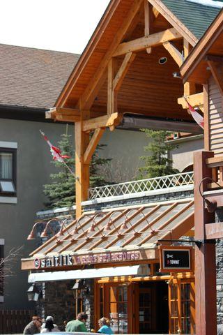 Banff Canada May 1, 2011 114
