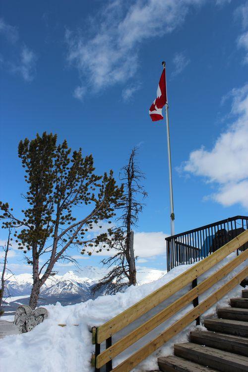 Banff Canada May 1, 2011 214
