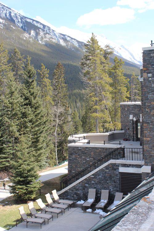 Banff Canada May 1, 2011 412