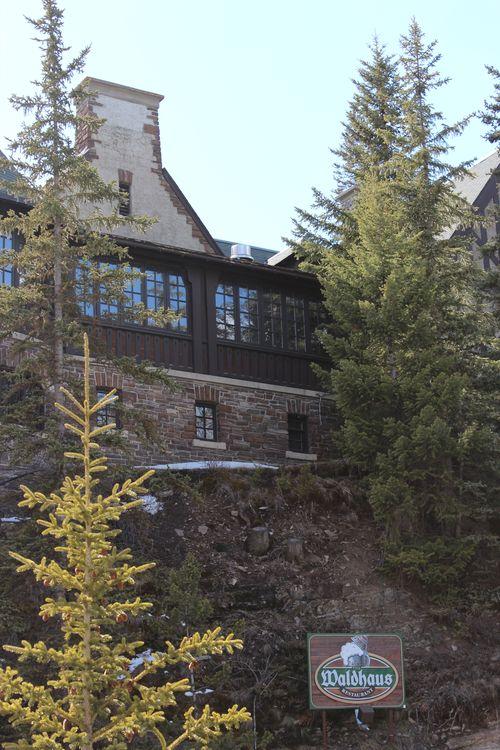 Banff Canada May 1, 2011 494