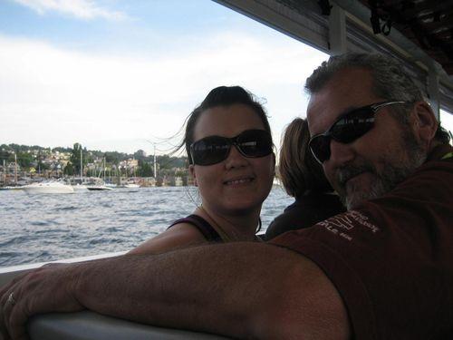 Ashley and Brenna Ride the Duck and Hurricane Ridge 09 116