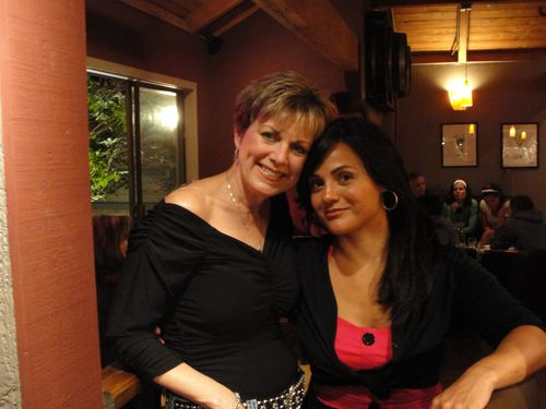 Kim and Tania at Sogno di Vino Aug. 10, 2010 002