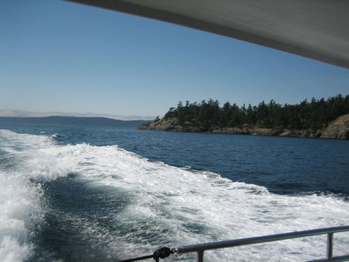 Ashley and Brenna's visit 09 San Juan Islands Friday Harbor 062