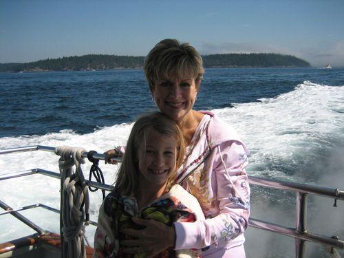 Ashley and Brenna's visit 09 San Juan Islands Friday Harbor 120