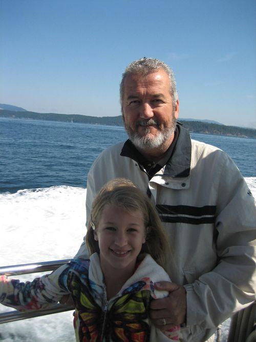 Ashley and Brenna's visit 09 San Juan Islands Friday Harbor 127