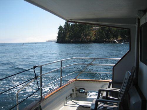 Ashley and Brenna's visit 09 San Juan Islands Friday Harbor 138