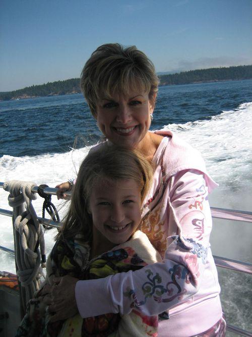 Ashley and Brenna's visit 09 San Juan Islands Friday Harbor 121