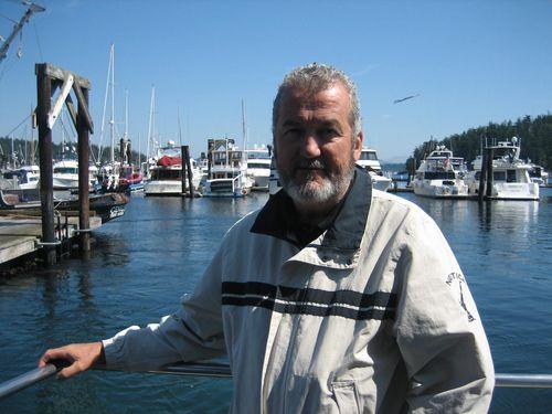 Ashley and Brenna's visit 09 San Juan Islands Friday Harbor 166
