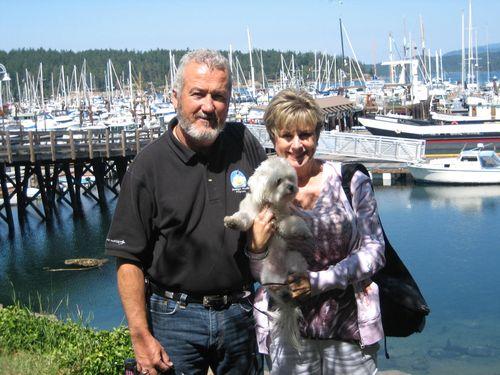 Ashley and Brenna's visit 09 San Juan Islands Friday Harbor 191