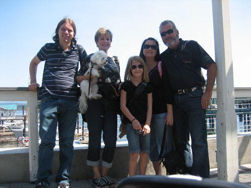Ashley and Brenna's visit 09 San Juan Islands Friday Harbor 241