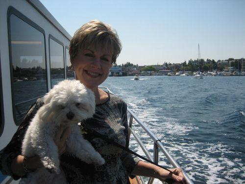Ashley and Brenna's visit 09 San Juan Islands Friday Harbor 276