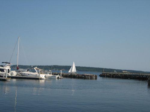 Ashley and Brenna's visit 09 San Juan Islands Friday Harbor 367