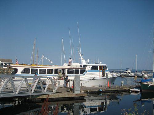 Ashley and Brenna's visit 09 San Juan Islands Friday Harbor 371