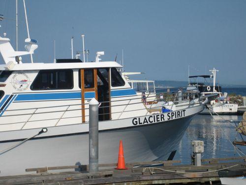 Ashley and Brenna's visit 09 San Juan Islands Friday Harbor 370