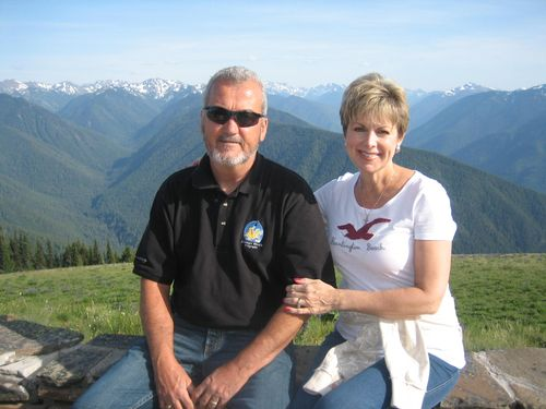 July 3rd on boat and Hurricane Ridge July 4, 2009 080