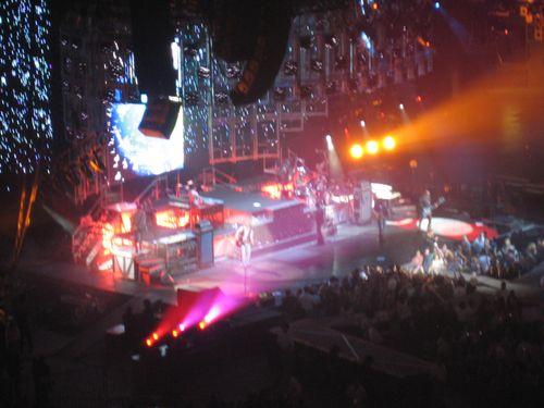 Rascal Flatt performance at Tacoma Dome, WA
