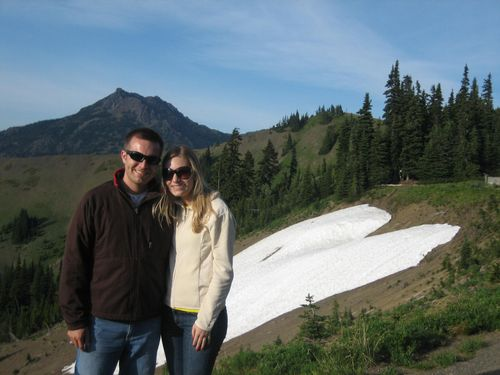 July 3rd on boat and Hurricane Ridge July 4, 2009 152