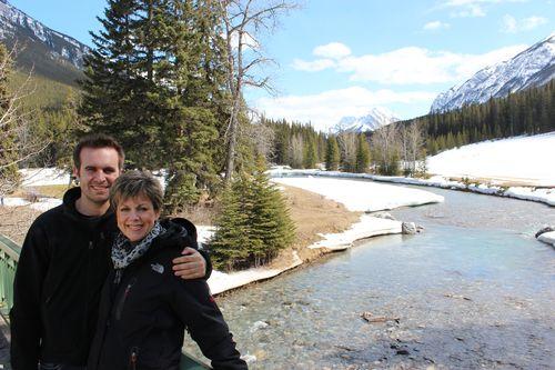 Banff Canada May 1, 2011 501