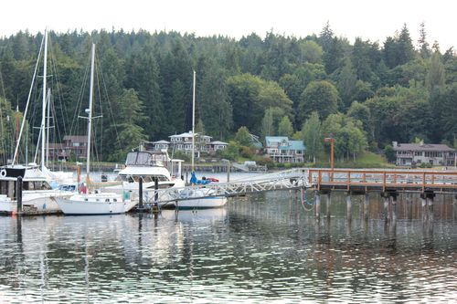 Harbor Public House and Bainbridge Island 123