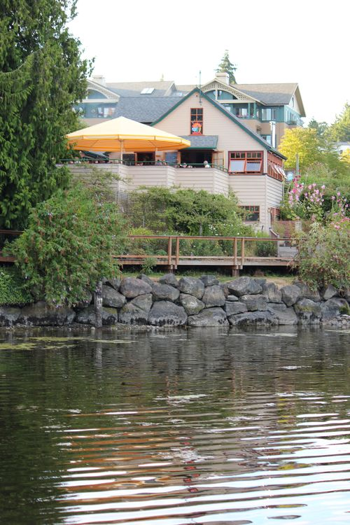 Harbor Public House and Bainbridge Island 205