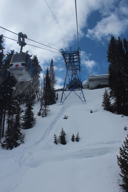 Banff Canada May 1, 2011 170