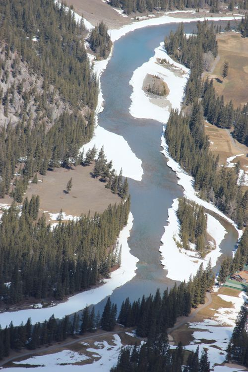 Banff Canada May 1, 2011 255