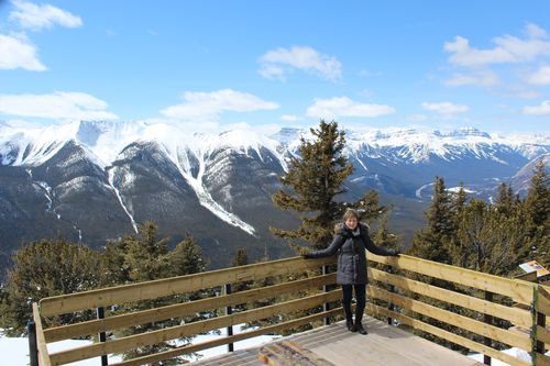 Banff Canada May 1, 2011 215