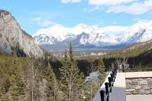 Banff Canada May 1, 2011 442
