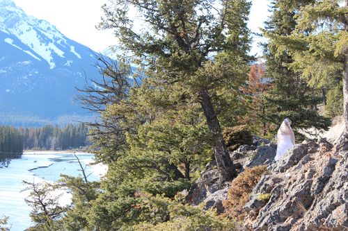 Banff Canada May 1, 2011 525