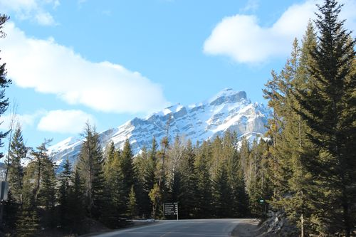 Banff Canada May 1, 2011 537