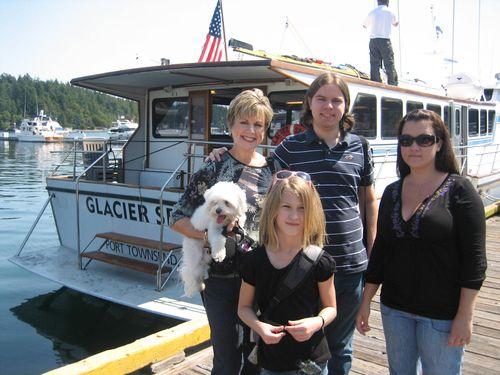 Ashley and Brenna's visit 09 San Juan Islands Friday Harbor 257