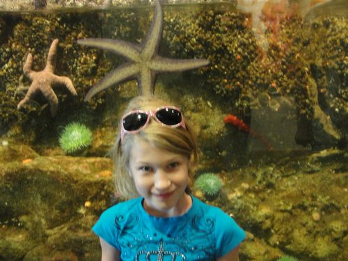Brenna's first visit to Poulsbo, WA July 2010 020