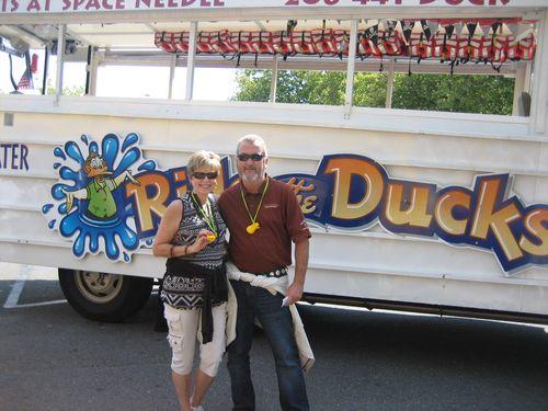 Ashley and Brenna Ride the Duck and Hurricane Ridge 09 083