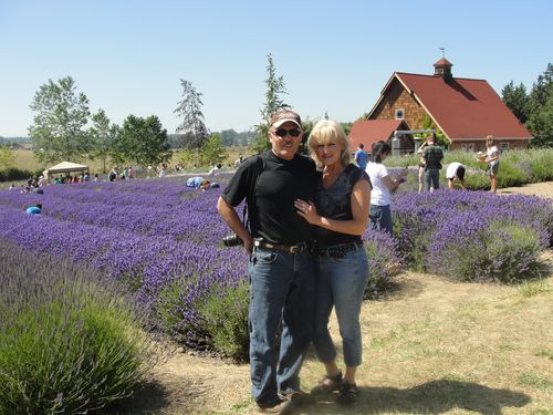 July 2010 House and Lavender Festival 022
