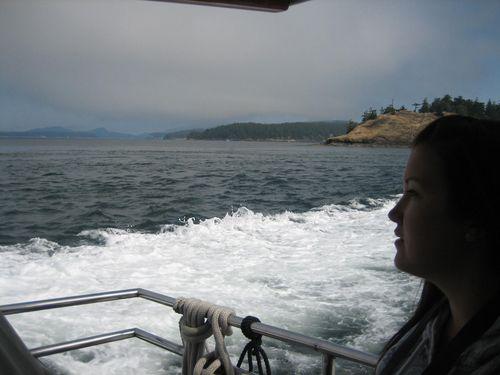 Ashley and Brenna's visit 09 San Juan Islands Friday Harbor 049