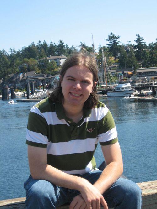 Ashley and Brenna's visit 09 San Juan Islands Friday Harbor 219