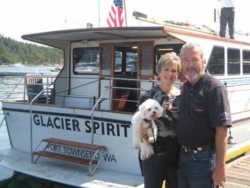 Ashley and Brenna's visit 09 San Juan Islands Friday Harbor 254