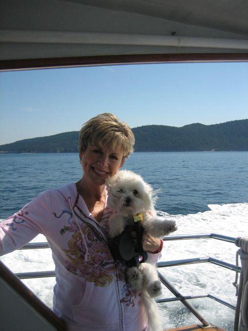 Ashley and Brenna's visit 09 San Juan Islands Friday Harbor 080