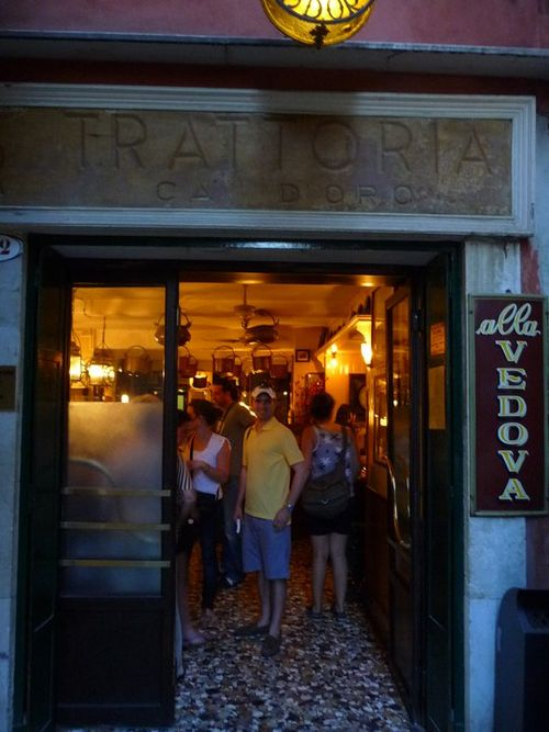 Brandon in Italy  Trattoria