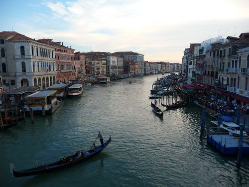 Nice photo of Venice