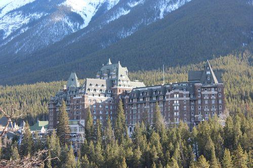Banff Canada May 1, 2011 507