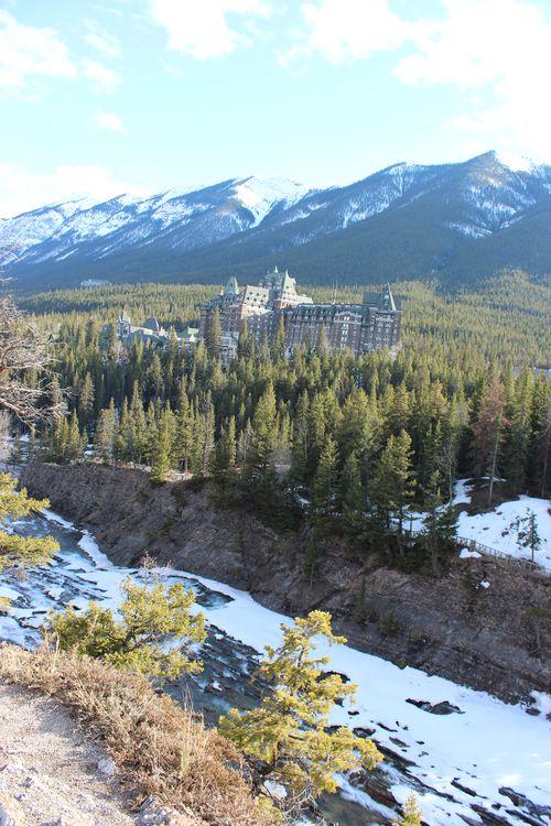 Banff Canada May 1, 2011 515